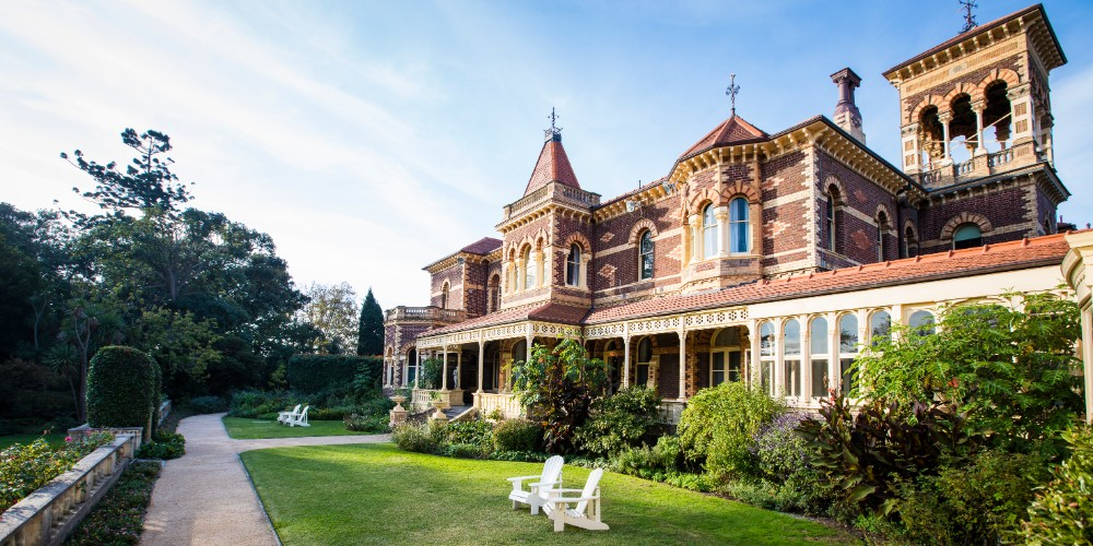 Rippon Lea House and Garden